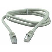(5023) Патч-корд UTP Cablexpert кат.5e, 1.5м, литой, многожильный (чёрный)