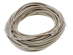 (68940)  Патч-корд UTP Cablexpert PP12-20M кат.5e, 20м, литой, многожильный (серый)
