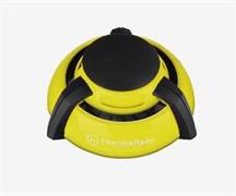 (1004682) Портативаня подставка  для ноутбука Thermaltake GOrb II yellow 70mm*2 FAN/blue LED/yellow