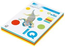 (1004715) Бумага Creative A4/80г/м2/50л./радуга интенсив (5цветов) универсальная