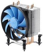 (1004773) Вентилятор Deepcool GAMMAXX 300 Soc-1150/1155/1156/AM3+/FM1/FM2 4pin 18-21dB Al+Cu 130W 473g клипсы