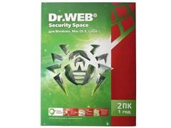 (1002658) ПО DR.Web Security Space 3 ПК/1 год (BHW-B-12M-3-A3)