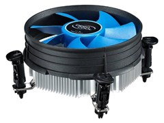 (1003339) Вентилятор Deepcool CK-11509 Soc-1150/1155/1156/ 3pin 27dB Al 65W 137g клипсы RTL
