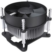 (101757) Устройство охлаждения(кулер) Deepcool CK-11508 V2 Soc-1150/1151/1155/ 3-pin 25dB Al 65W 245gr Ret