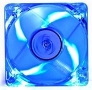 (1002873) Вентилятор корпусной Deepcool XFAN 120L/B 120x120x25 3pin 26dB 1300rpm 119g голубой LED