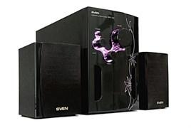 (110257) Колонки Sven MS-311 Glamour (2.1), цвет черный