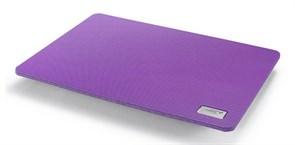 """(1003877) Подставка для ноутбука Deepcool N1 PURPLE 15.6"""" 350x260x26mm 16-20dB 1xUSB 700g Purple"""