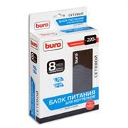 (1002596) Адаптер для ноутбуков Buro BUM-1127H70 универсал 220V/выход12-24В/70Вт/8наконечн