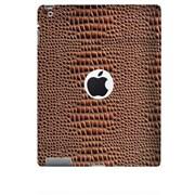 (92810) Защитная пленка, декоративная для задней панели iPad2 Belsis Bl5404 (коричневая)