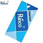 (1001515) Защитная пленка Rinco двухсторонняя 3D для iPhone 4/ 4S  Heart  (узоры сердце)