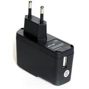 (1001780) Зарядное ус-во (с кабелями) microUSB/Apple для цифр тех-ки 2000мА от сети KS-is Tich (KS-167)