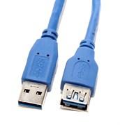 (1006538) Кабель удлинитель 5bites UC3011-050F USB3.0, AM/AF, 5м.