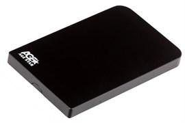 "(1006280) Внешний корпус AgeStar 3UB2O1 USB3.0 to 2.5""hdd SATA black"
