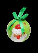 (1006383) Декоративный светильник KOCNL-EL102_w шарик матовый светится