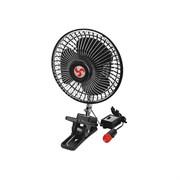 (1004934) Автомобильный вентилятор Rolsen RCF-600 21Вт 175мм прищепка