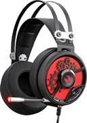 (1010752) Наушники с микрофоном A4 Bloody M660 черный/красный 1.2м мониторы (M660 B/R)
