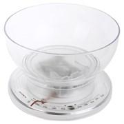 (1010870) Весы кухонные механические Supra BSS-4050 макс.вес:5кг
