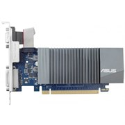 (1010890) Видеокарта Asus PCI-E GT710-SL-1GD5-BRK NV GT710 1024Mb 32b GDDR5 954/1800 DVIx1/HDMIx1/CRTx1/HDCP R