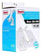 (1011098) Автомобильный держатель Buro универсальный SD-1151 черный
