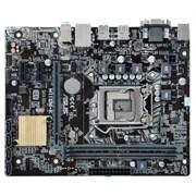(1009539) Материнская плата Asus H110M-K Soc-1151 Intel H110 2xDDR4 mATX AC`97 8ch(7.1) GbLAN+VGA+DVI