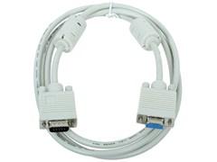 (1011731) Кабель удлинитель VGA Pro Gembird CC-PVGAX-6, 15M/15F, 1.8м, экран, феррит. кольца, пакет