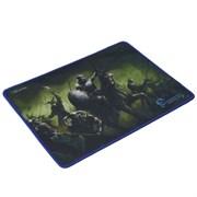 (1008567)  Коврик для мыши QUMO Dragon War Dead Army, 360x270x3