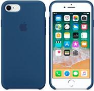 (1011345) Чехол NT силиконовый для iPhone 7 (midnight blue)