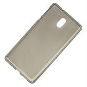 (1011680) NOKIA 3 Силиконовый чехол, серый