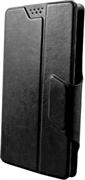 """(1011809) Универсальный чехол-книжка Smarterra SlideUP Frame Размер E: 5,3""""-5,6"""" (Черный )"""