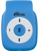 (1011274) плеер MP3 RITMIX RF-1015 Blue