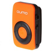 (1011644) MP3 плеер Qumo Active Orange Spark