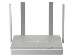 (1012074) Интернет-центр маршрутизатор беспроводной ZYXEL Keenetic Giga (KN-1010) 10/100/1000BASE-TX белый