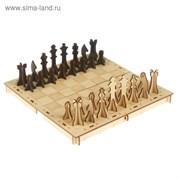 "Игра ""Шахматы"" 28,5х28,5см 2563566"