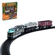 """(1015228) Железная дорога """"Экспресс"""" + 2 вагона, путь 360см 504355"""