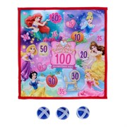 "(1015387) Disney дартс ""Принцессы"", мячи-липучки 3 шт. № SL-00101 1294918"