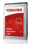"(1006395) Жесткий диск Toshiba SATA-III 500Gb HDWJ105UZSVA L200 (5400rpm) 8Mb 2.5"""