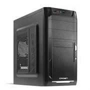 (1008254) Корпус MiniTower CROWN CMC-400 black mATX (CM-PS450office)