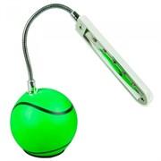 """(1011587) Светодиодная лампа """"Теннисный шар"""", 5 диодов, USB, сувенир., LN 10"""