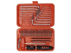 (1011713) Набор инструментов Cablexpert TK-PRO-02 (71 предмет)