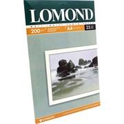 (1011879) Фотобумага Lomond 0102052 A4/200г/м2/25л./белый матовое/матовое для струйной печати