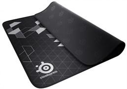 (1012062) Коврик для мыши Steelseries Limited QcK+ черный/рисунок