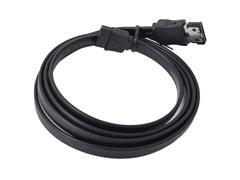 (1012034) Кабель интерфейсный eSATA-eSATA Cablexpert CC-ESATA-DATA, 50см, 7pin/7pin, пакет