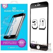 (1011081) Стекло защитное 3D Krutoff Group для iPhone 7/8 (gold)