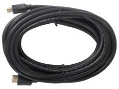 (1012200) Кабель HDMI Cablexpert CC-HDMI4-7.5M, 7.5м, v2.0, 19M/19M, черный, позол.разъемы, экран, пакет