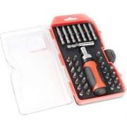 (1012192) Отвертка с набором бит Cablexpert TK-SD-05 (34 предметов)