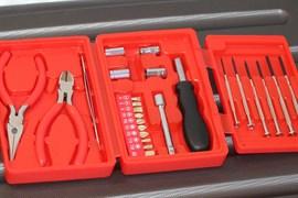 (1012190) Набор инструментов Cablexpert TK-BASIC-04 (25 пр.)
