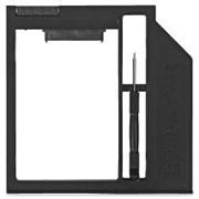 (1012266) Espada SS90 Переходник dvd slim 9,0/9,5mm to HDD miniSATA to SATA