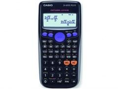 (1012308) Калькулятор научный Casio FX-82ES PLUS черный 12-разр.