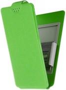 """(1012482) Универсальный чехол-книжка Smarterra STICKER L 5.1""""- 5.5"""" (Зеленый)"""