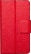 """(1012459) Универсальный чехол-книжка Smarterra SlideUP Frame Размер C: 4,5""""-4,8"""" (красный )"""